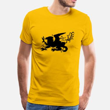 Griffin griffin - Men's Premium T-Shirt