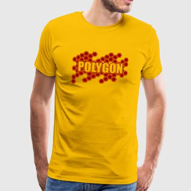 polygon - Men's Premium T-Shirt