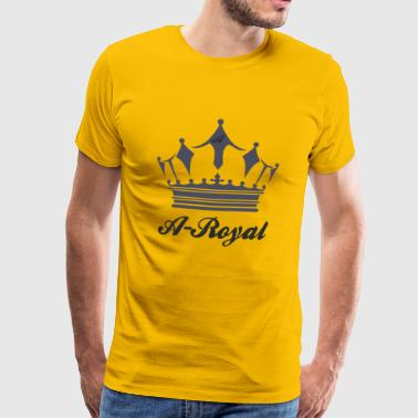 A-Royal - Men's Premium T-Shirt
