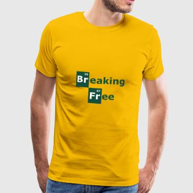 loss - Premium-T-shirt herr