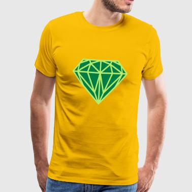 Diamant - Men's Premium T-Shirt