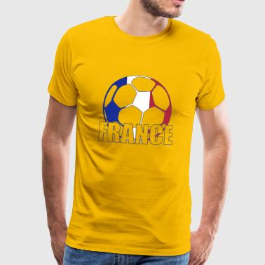 France - Mannen Premium T-shirt