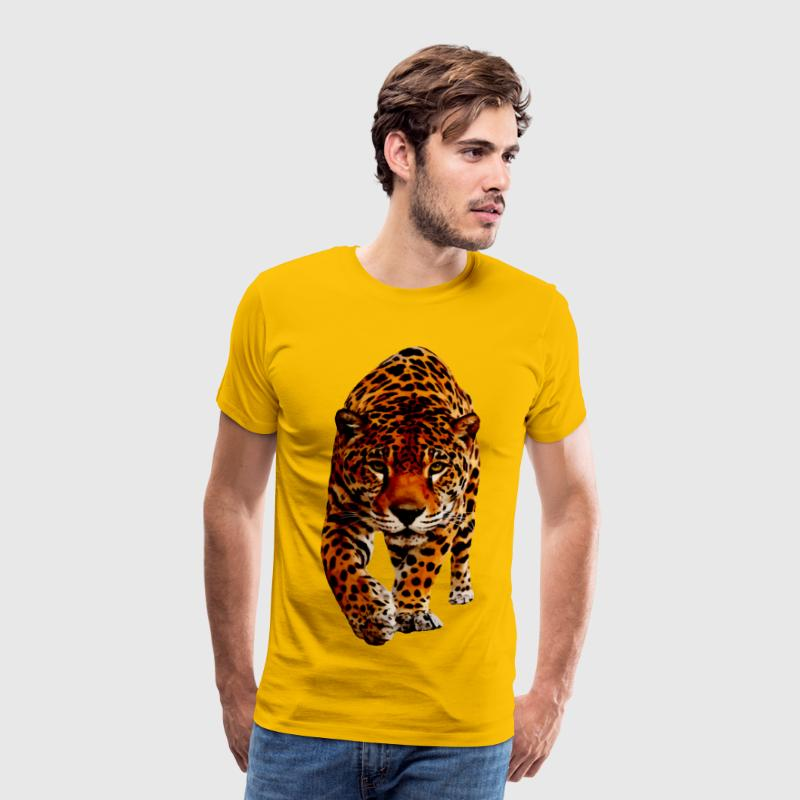 Welcome To The Jungle - Mannen Premium T-shirt