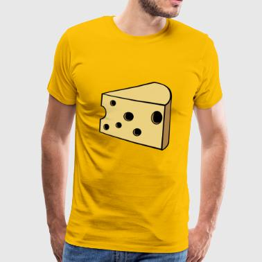 Cheese cheese - Men's Premium T-Shirt