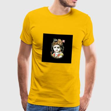 Krishna - Men's Premium T-Shirt