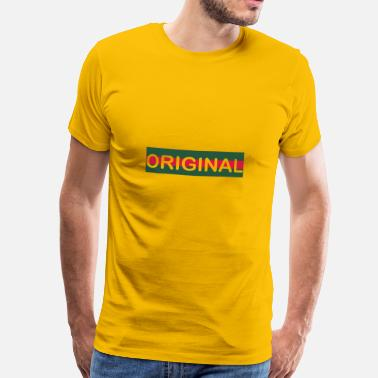 Original Original no - Men's Premium T-Shirt