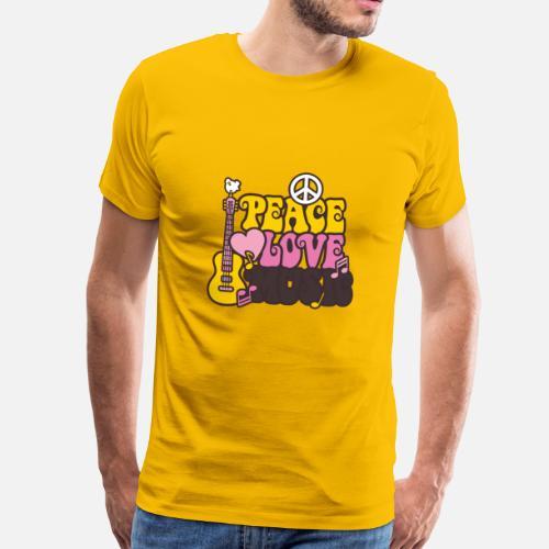eb30e6ed82 peace-love-musique-t-shirt-premium-homme.jpg