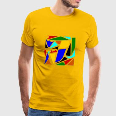 Carnival in Rio - Men's Premium T-Shirt
