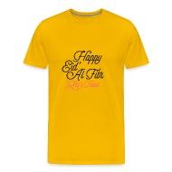 Good Islam Eid Al-Fitr Feast - happy-eid-al-fitr-let-s-feast-islam-ramadan-gift-mens-premium-t-shirt  Trends_1710065 .jpg