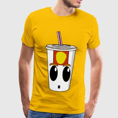 Pep Soda - Men's Premium T-Shirt