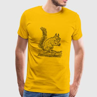 squirrel46 - T-shirt Premium Homme