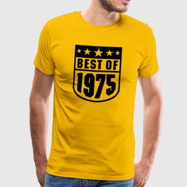 Best of 1975 - Männer Premium T-Shirt