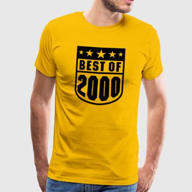 Best of 2000 - Männer Premium T-Shirt