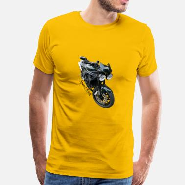 Speed Triple vitesse - T-shirt Premium Homme
