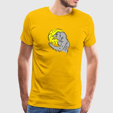 werewolf - Men's Premium T-Shirt