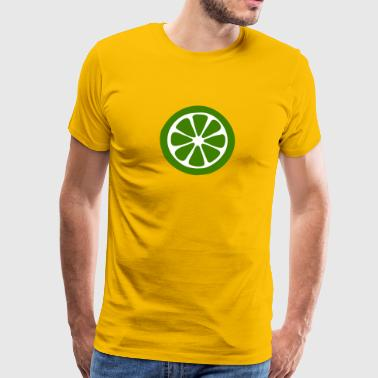 Lemon - T-shirt Premium Homme
