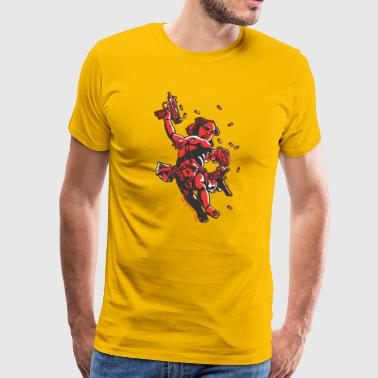 Cupid's Arms - Men's Premium T-Shirt