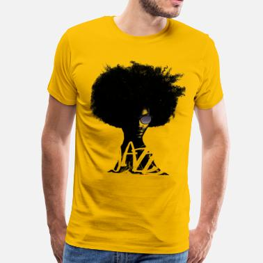 Soul Jazz Jazz - Men's Premium T-Shirt