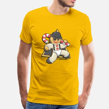Christmas Collection Christmas Droogie - Mannen Premium T-shirt