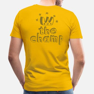 Champ Champion The Champ - T-shirt Premium Homme