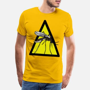 Aversion Mosquito mosquitoes insects insects mosquitoes - Men's Premium T-Shirt