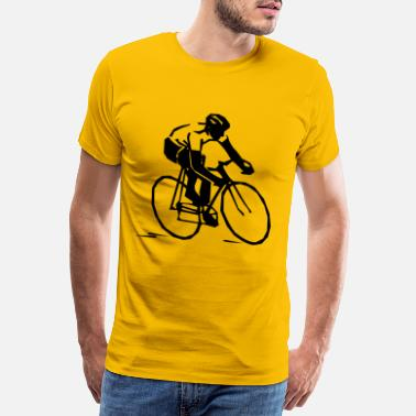 Sprocket Bike - Men's Premium T-Shirt