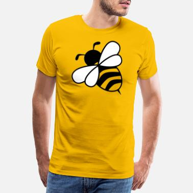 Bumble Bee bee - Men's Premium T-Shirt
