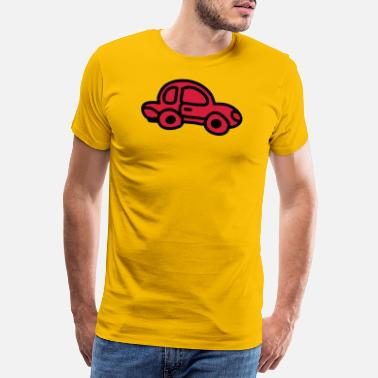 Sportauto small car - Men's Premium T-Shirt