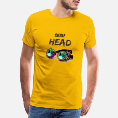 Sesh Head - Men's Premium T-Shirt