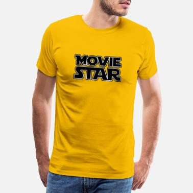 Movie Movie Star - Camiseta premium hombre