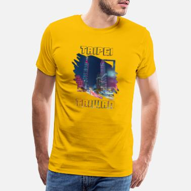Famous Famous cities, famouscity75 1 - Men's Premium T-Shirt