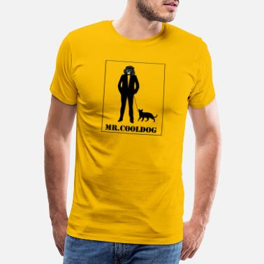 Coles Mr COOLDOG - Männer Premium T-Shirt