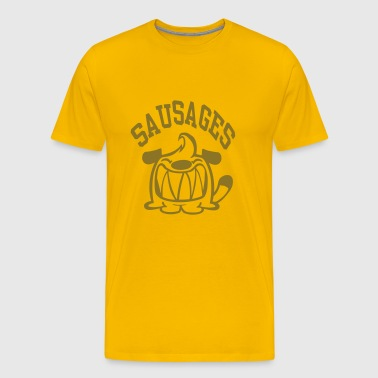 Sausages - Men's Premium T-Shirt