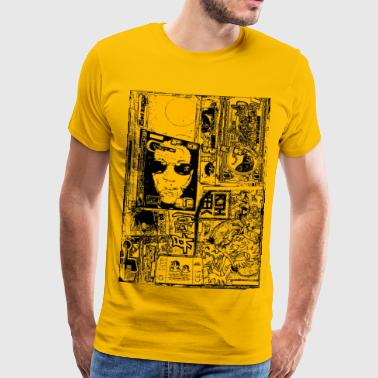 Manga - Men's Premium T-Shirt