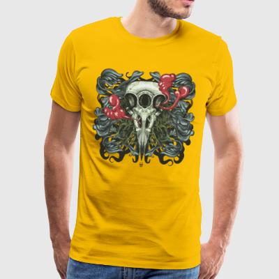 3 Eye Raven - Men's Premium T-Shirt
