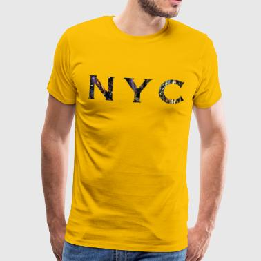 New York NYC - Premium T-skjorte for menn