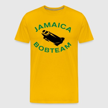 Jamaica Bobsled Team  - Herre premium T-shirt