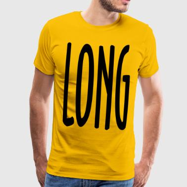 LONG - T-shirt Premium Homme