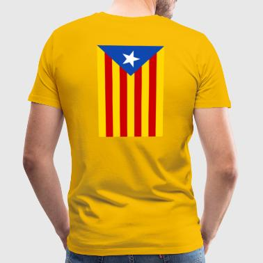 Catalan Independence Catalans independence vote men t-shirt  - Men's Premium T-Shirt