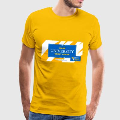 MUGA: Faire Université Great Again - T-shirt Premium Homme