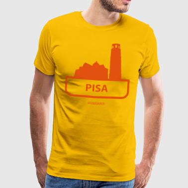 Pisa - Men's Premium T-Shirt
