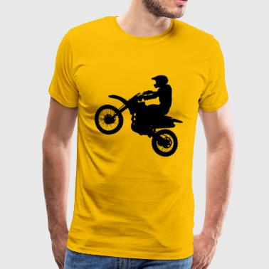 motorcycle sport - Men's Premium T-Shirt