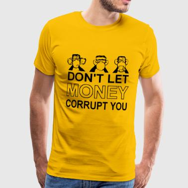 Monkey / Monkey - Men's Premium T-Shirt
