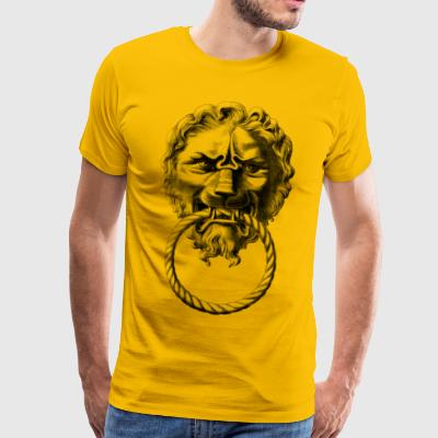The knocker - Men's Premium T-Shirt