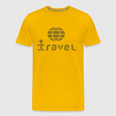 travel - T-shirt Premium Homme