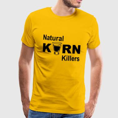 Natural Korn Killers - Mannen Premium T-shirt