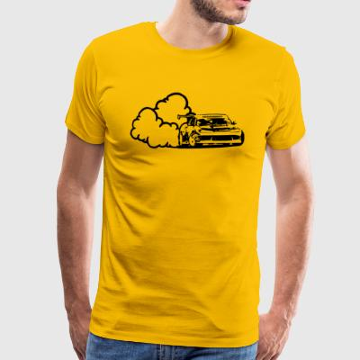 drift car S15 - Men's Premium T-Shirt