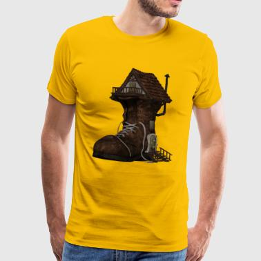 Boot House - Men's Premium T-Shirt