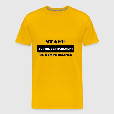 STAFF ;) - Men's Premium T-Shirt