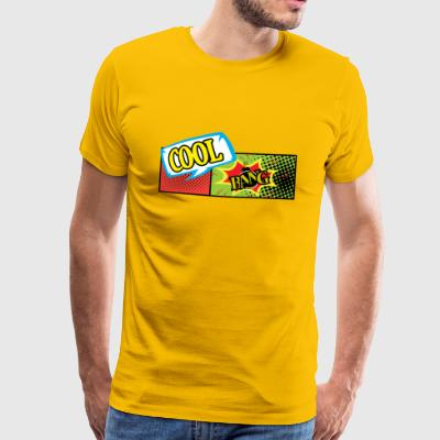 Cartoon About - Men's Premium T-Shirt
